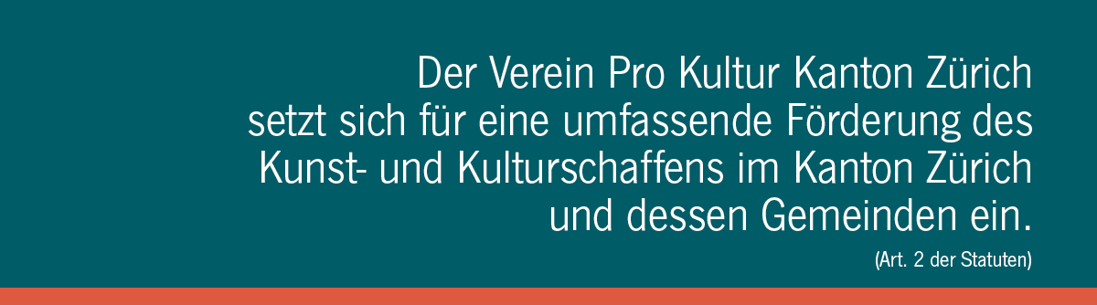 Pro Kultur Kanton Zürich